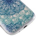 Ultratenký gélový obal na Samsung Galaxy S3 - lotus - 6/6
