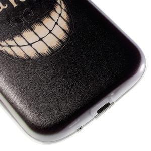 Ultratenký gélový obal na Samsung Galaxy S3 - smile - 6