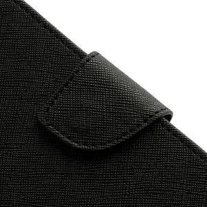 Mr. Fancy koženkové puzdro na Samsung Galaxy S3 - čierné - 6