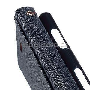 Peněženkové pouzdro na mobil Sony Xperia Z3 - rose - 6