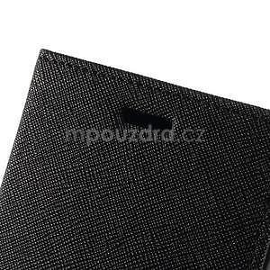 Peňaženkové puzdro pre mobil Sony Xperia Z3 - čierne - 6