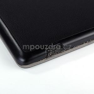 Čierne puzdro na tablet Lenovo S8-50 s funkciou stojančeku - 6