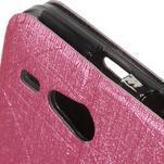 Lines pouzdro na Acer Liquid Z520 - rose - 6/7