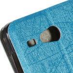 Lines pouzdro na Acer Liquid Z520 - modré - 6/6
