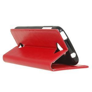 Puzdro na mobil Acer Liquid Z530 - červené - 6