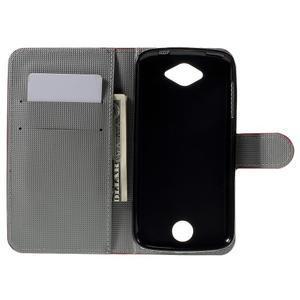 Valet peňaženkové puzdro pre Acer Liquid Z530 - US vlajka - 6