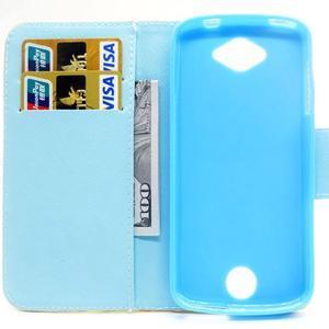 Luxy peňaženkové puzdro pre Acer Liquid Z530 - neprestávaj sniet - 6