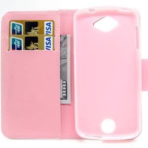 Luxy peňaženkové puzdro pre Acer Liquid Z530 - myšlenky - 6