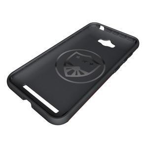 Odolný kryt na mobil Asus Zenfone Max - červený - 6