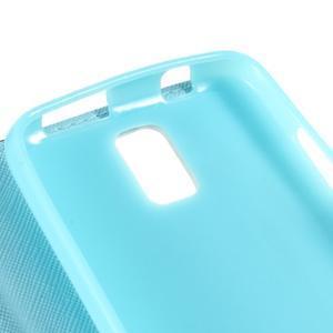 Peňaženkové puzdro na mobil Huawei Y3 a Y360 - kvetiny - 6