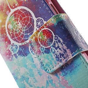 Zapínací peňaženkové puzdro pre Samsung Galaxy S5 mini - snívanie - 6