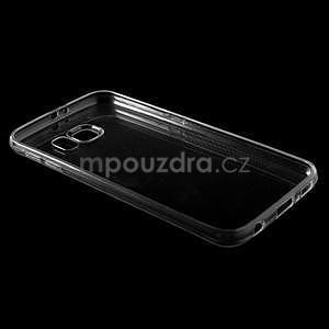 Ultra tenký obal na Samsung Galaxy S6 - transparentný - 6