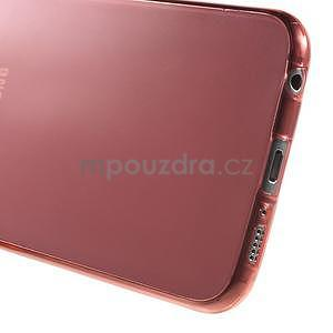 Ultra tenký obal na Samsung Galaxy S6 - červený - 6