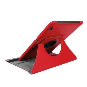 Puzdro s otočnou funkciou pre tablet Lenovo Tab 2 A10-70 - červené - 6
