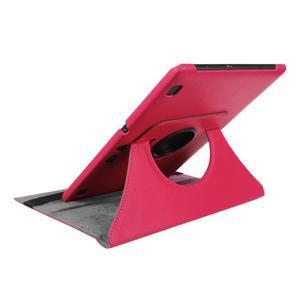 Puzdro s otočnou funkciou pre tablet Lenovo Tab 2 A10-70 - rose - 6