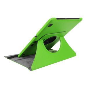 Puzdro s otočnou funkcí na tablet Lenovo Tab 2 A10-70 - zelené - 6