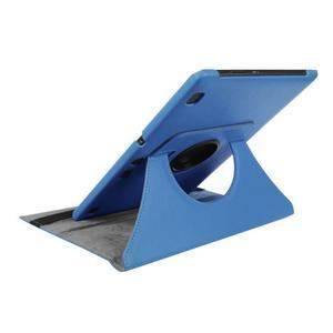 Puzdro s otočnou funkciou pre tablet Lenovo Tab 2 A10-70 - svetlomodré - 6