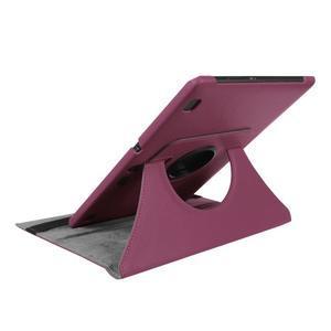 Puzdro s otočnou funkcí na tablet Lenovo Tab 2 A10-70 - fialové - 6