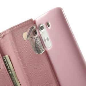 Ultra motive peněženkové pouzdro na LG G3 - lapač snů - 6