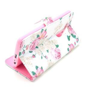 Obrázkové puzdro pre mobil LG G3 - kvetiny - 6