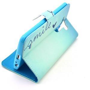 Obrázkové puzdro pre mobil LG G3 - smile - 6