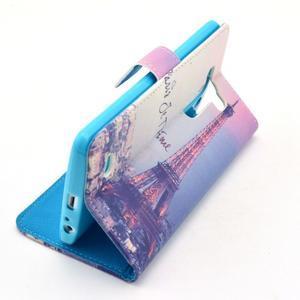 Obrázkové puzdro pre mobil LG G3 - Eiffelova veža - 6