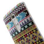 Gelový kryt na mobil LG G3 - vzory - 6/7