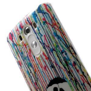 Gelový kryt na mobil LG G3 - pár - 6