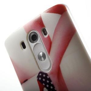 Silks gélový obal pre mobil LG G3 - sexy topánka - 6