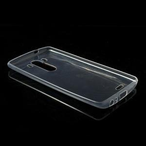 Ultratenký slim obal na mobil LG G3 - transparentní - 6