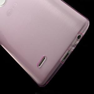 Ultratenký slim obal na mobil LG G3 - rose - 6