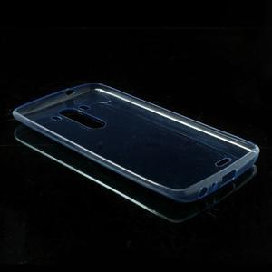 Ultratenký slim obal pre mobil LG G3 - modrý - 6