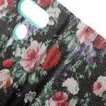 Wall peňaženkové puzdro pre LG G5 - kvetiny - 6/7
