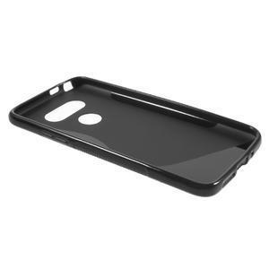S-line gelový obal na mobil LG G5 - černý - 6