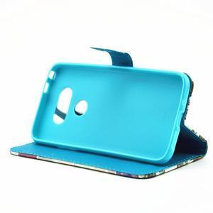 Puzdro na mobil LG G5 - zamilovaný kocour - 6