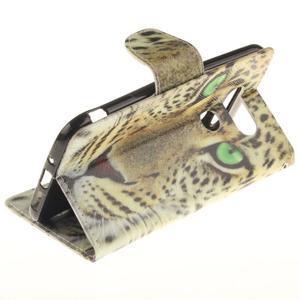 Obrázkové koženkové puzdro pre LG G5 - mačička - 6