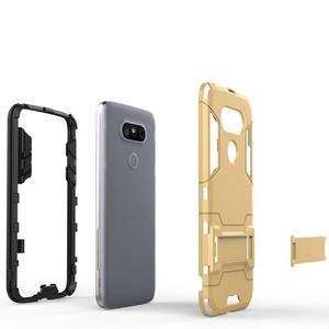 Odolný kryt na mobil LG G5 - zlatý - 6