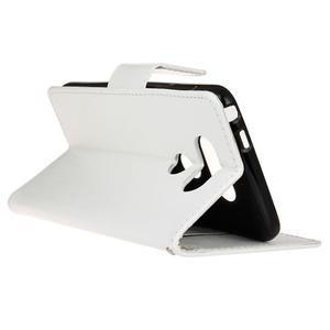 Lees peněženkové pouzdro na LG G5 - bílé - 6