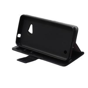 GX koženkové puzdro na mobil Microsoft Lumia 550 - čierne - 6