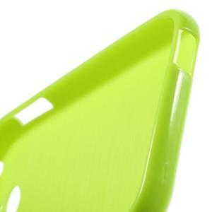 Jelly lesklý gélový obal pre HTC Desire 510 - zelený - 6