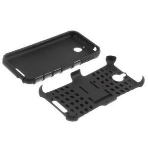 Outdoor odolný kryt pre mobil HTC Desire 510 - čierny - 6