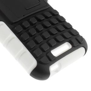 Outdoor odolný kryt pre mobil HTC Desire 510 - biely - 6