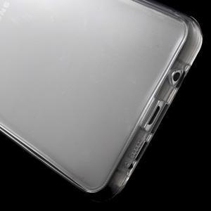 Gelový obal 2v1 pro zadní kryt a displej na Samsung Galaxy A5 (2016) - šedý - 6