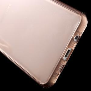 Gélový obal 2v1 pro zadní kryt a displej pre Samsung Galaxy A5 (2016) - rose gold - 6