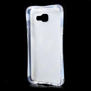 Tvarovaný gelový obal na Samsung Galaxy A5 (2016) - motýlci - 6