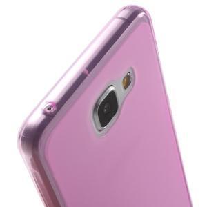 Matný gélový kryt pro Samsung Galaxy A5 (2016) - rose - 6