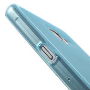 Matný gélový kryt pro Samsung Galaxy A5 (2016) - modrý - 6