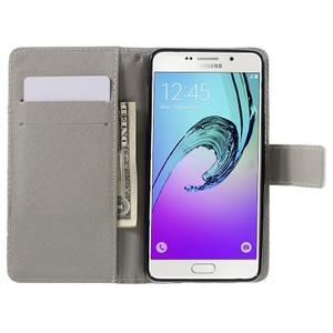 Štýlové puzdro pre mobil Samsung Galaxy A5 (2016) - boom - 6