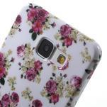 Obal s motivem na mobil Samsung Galaxy A5 (2016) - květiny - 6/7