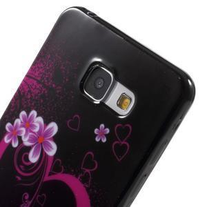 Obal s motívom pre mobil Samsung Galaxy A5 (2016) - srdca - 6